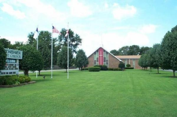 Greenbrier Baptist Church Madison, Alabama