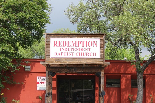 Redemption Baptist Church San Antonio Texas
