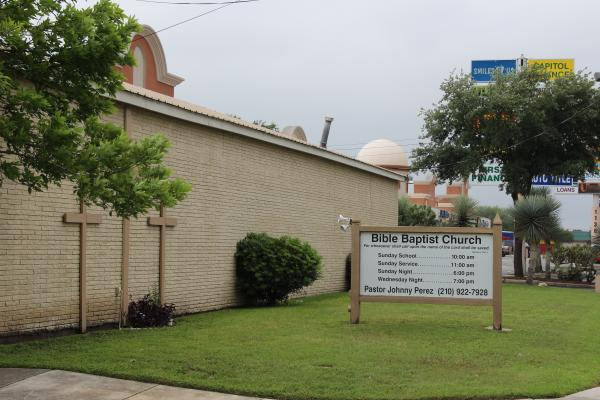 Bible Baptist Church San Antonio Texas