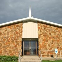 Merriman Baptist Church in Ranger Texas