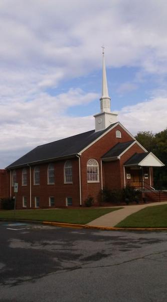 Bethel Baptist Church Eden North Carolina